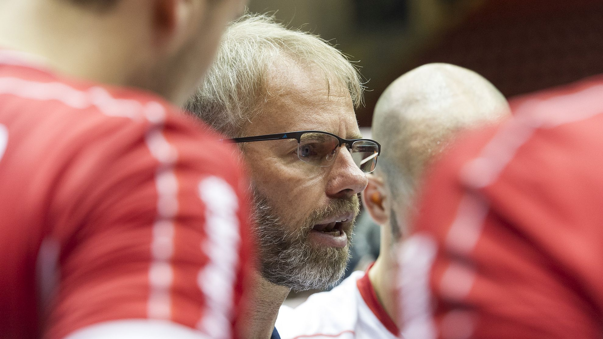 ÖVV-Teamchef Michael Warm © FIVB