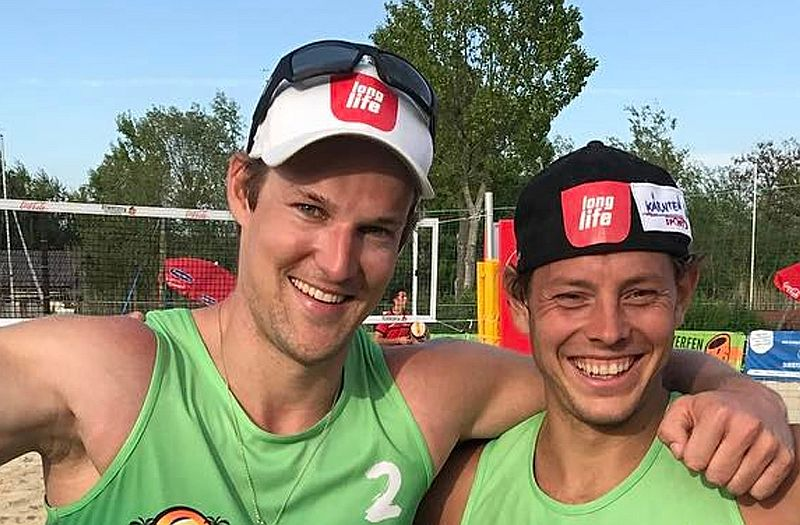 Team Wutzl/Frühbauer 2017 © BRANDSETTER/Markus Frühmann