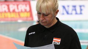 ÖVV-Trainerin Svetlana Ilic © CEV