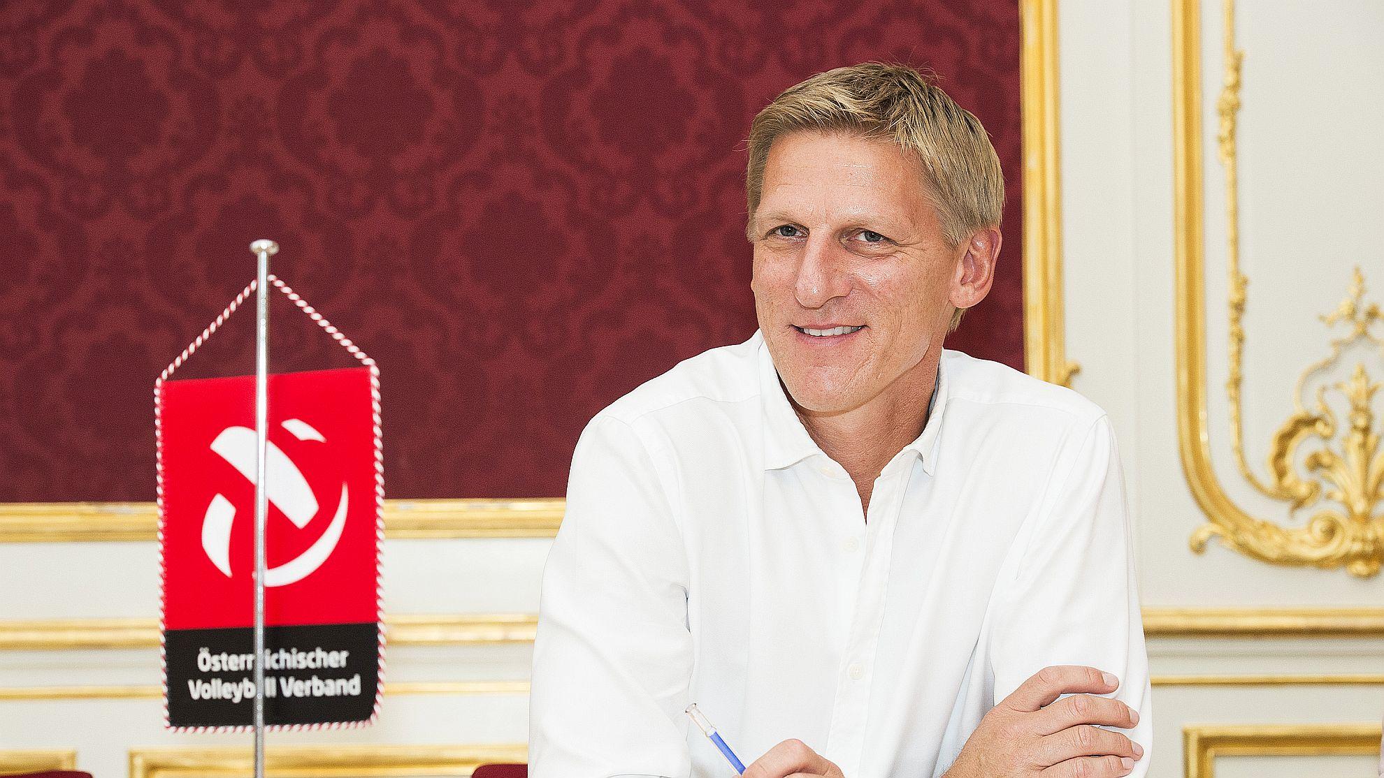 Gernot Leitner © ÖVV/Leo Hagen