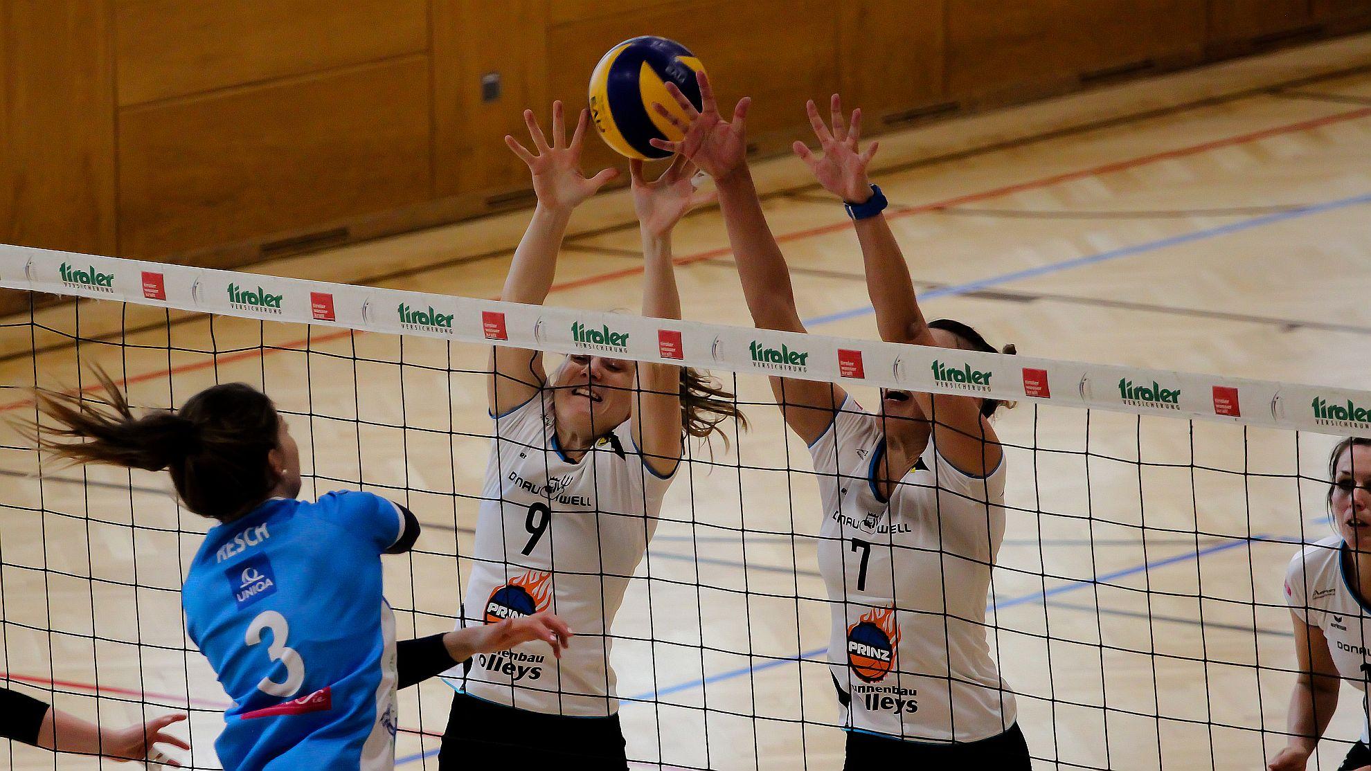 SG Prinz Brunnenbau Volleys © Peter Maurer