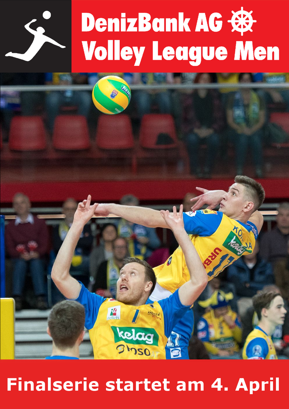 DenizBank AG Volley League - FOTO © CEV