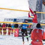 1. Österreichische Snow Volleyball Meisterschaft - FOTO © Chaka2/Matthias Kendler