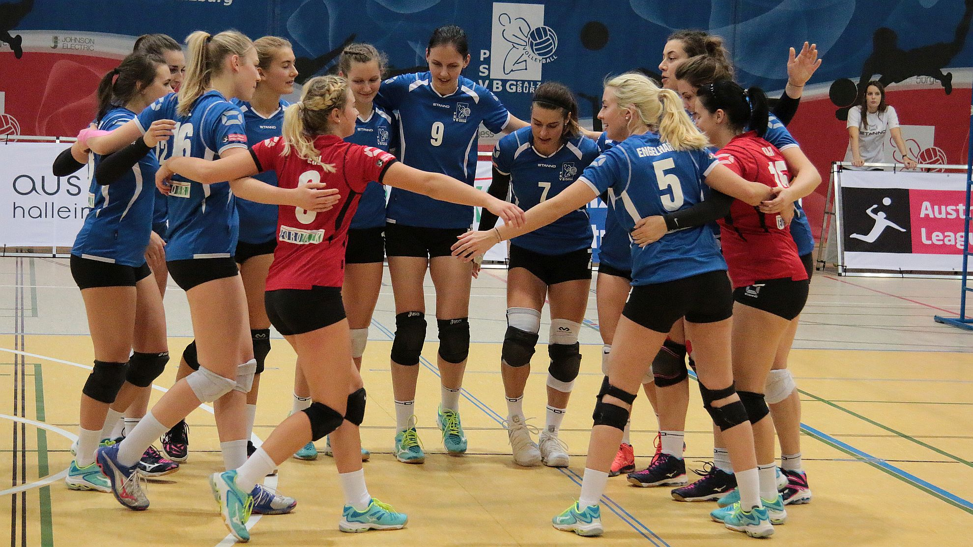 © PSV Volleyballgemeinschaft Salzburg