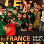 (c) Facebook/ Fédération Française de Volley
