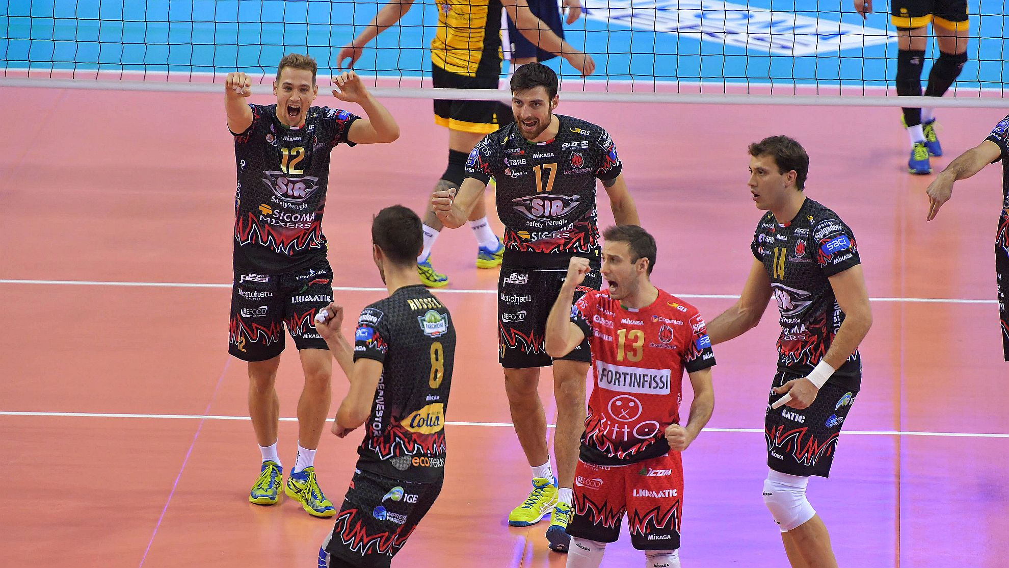Sir Safety Conad Perugia 2018 - FOTO © CEV