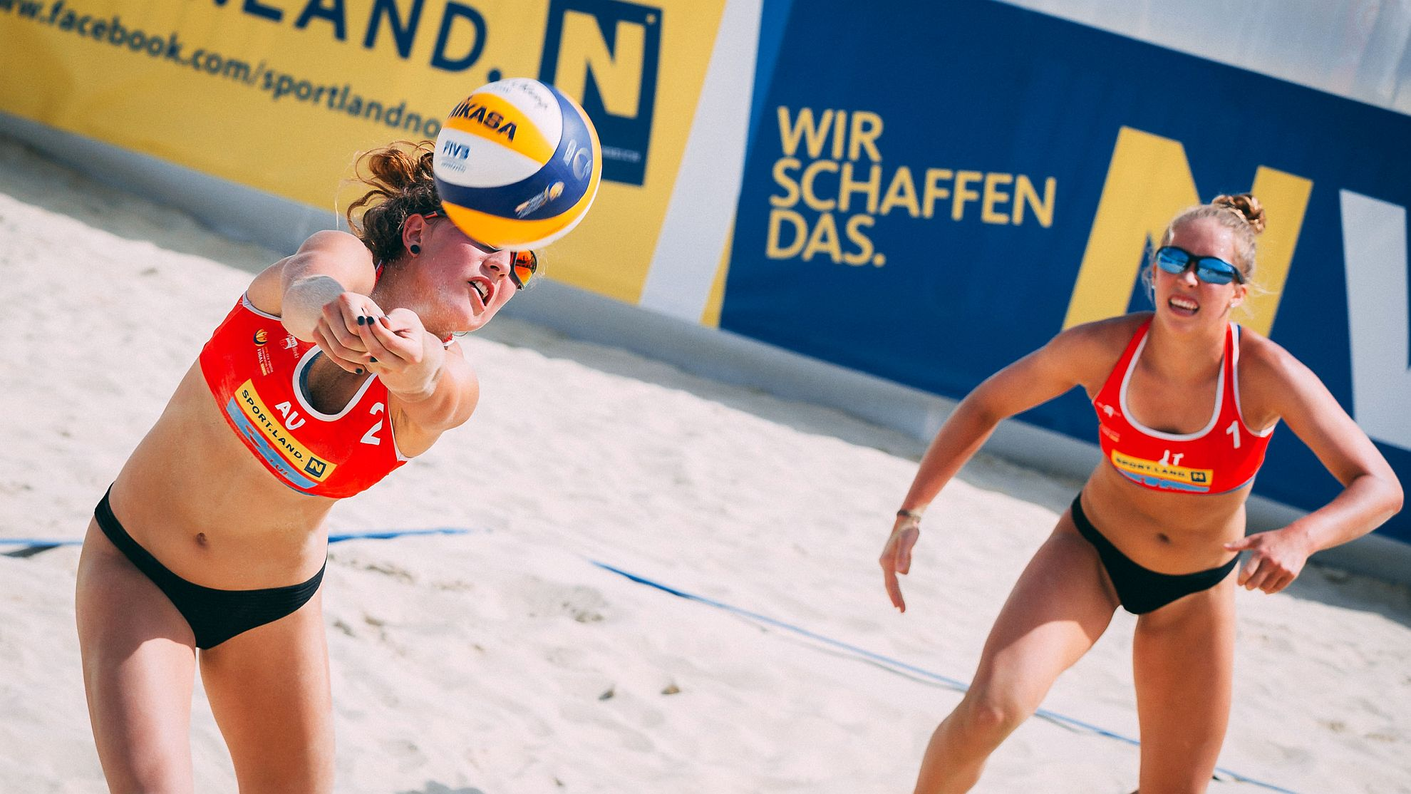CEV Youth Continental Cup Finale 2018 © EXPA/ Florian Schrötter
