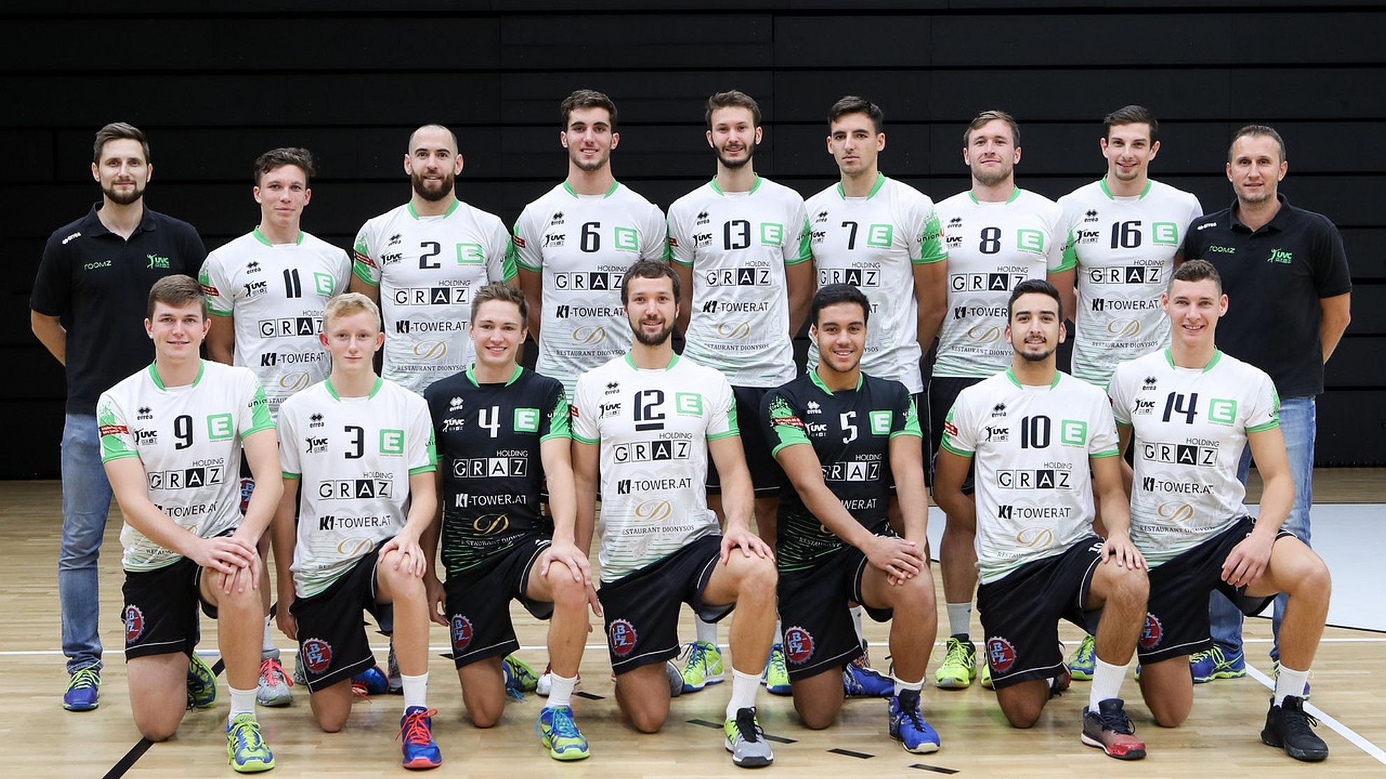 UVC Holding Graz 2018 © GEPA pictures