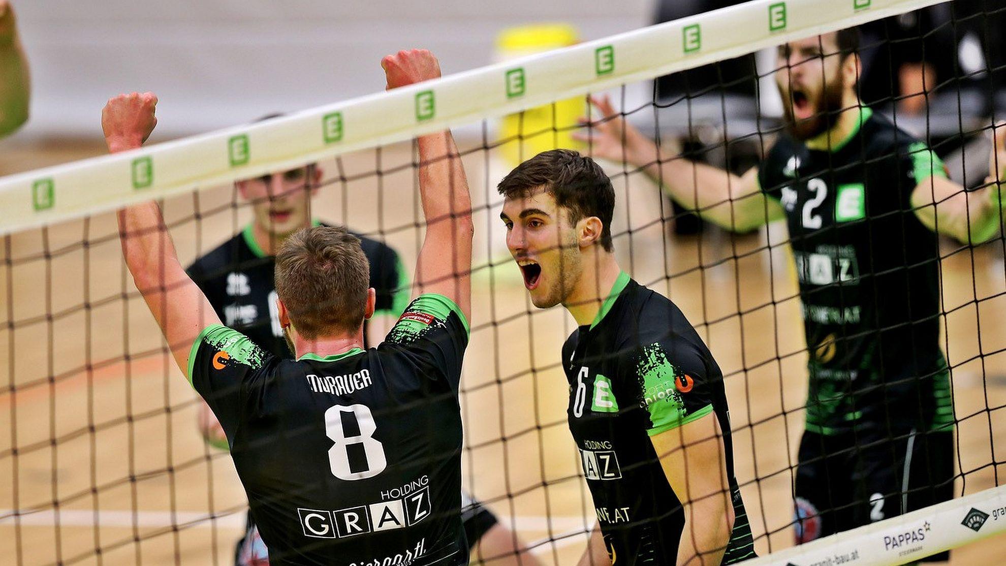 UVC Holding Graz © CEV