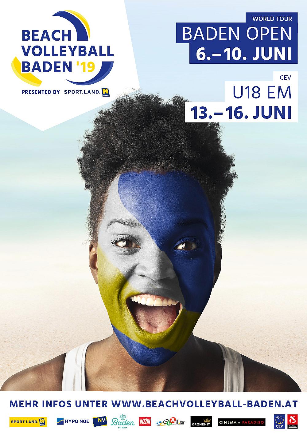 CEV U18 European Championships & FIVB Baden Open - FOTO © VISION 05