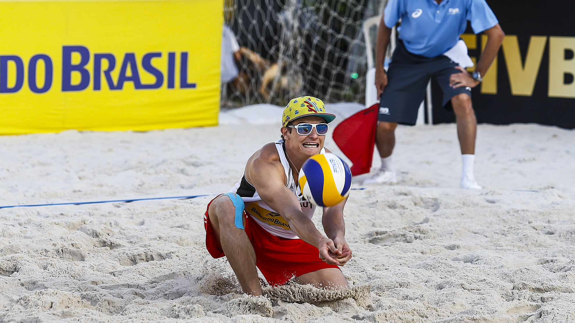 Philipp Waller © FIVB