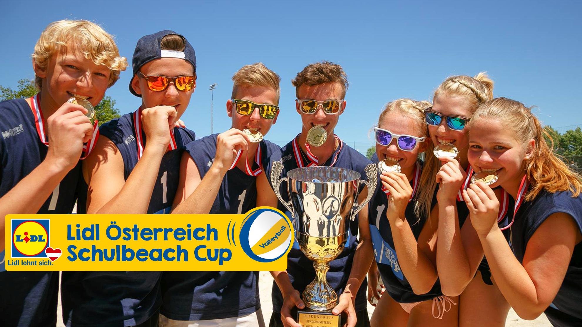 FOTO © Schulbeach Cup