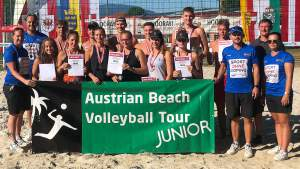 FOTO © Beachvolley Graz