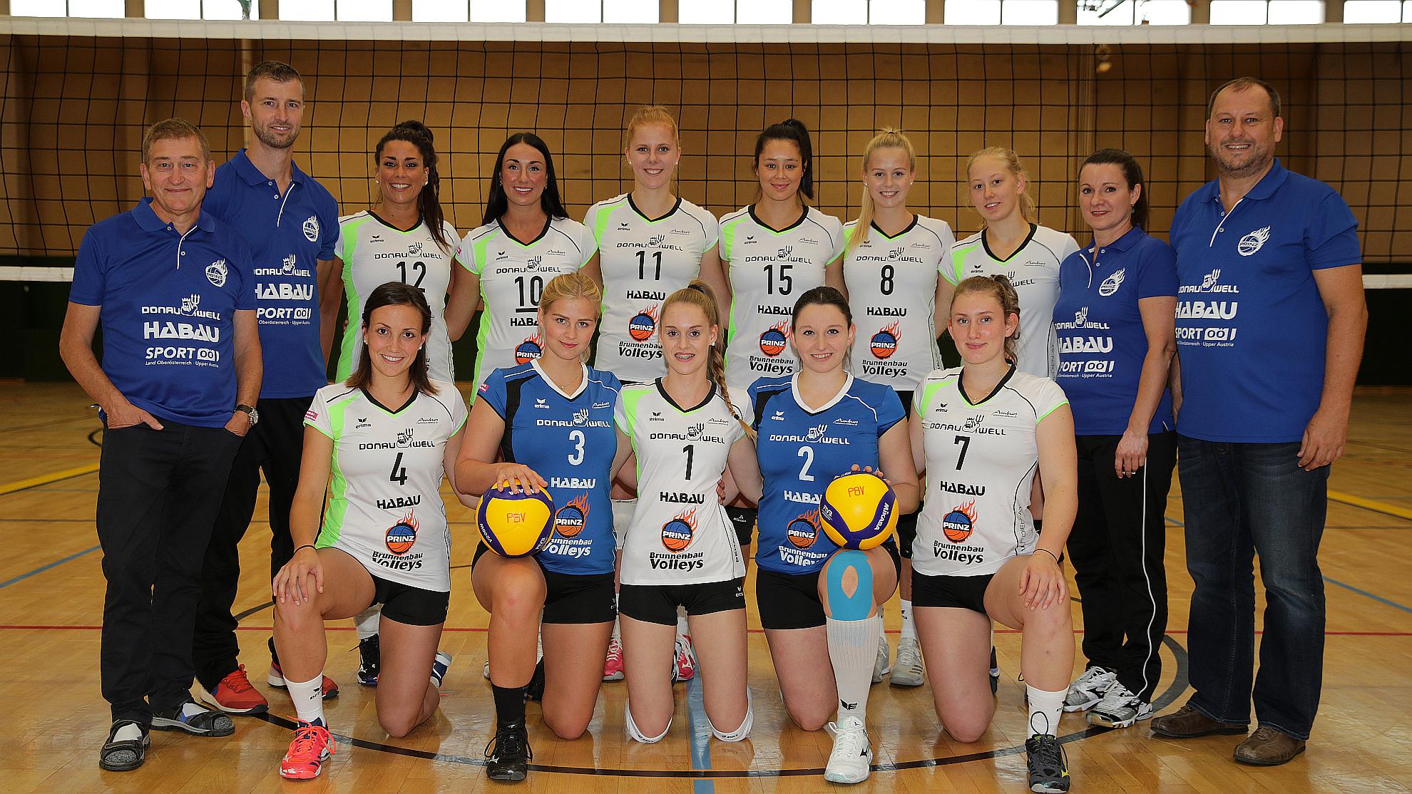 SG Prinz Brunnenbau Volleys 2019 - FOTO © GEPA pictures/Walter Luger