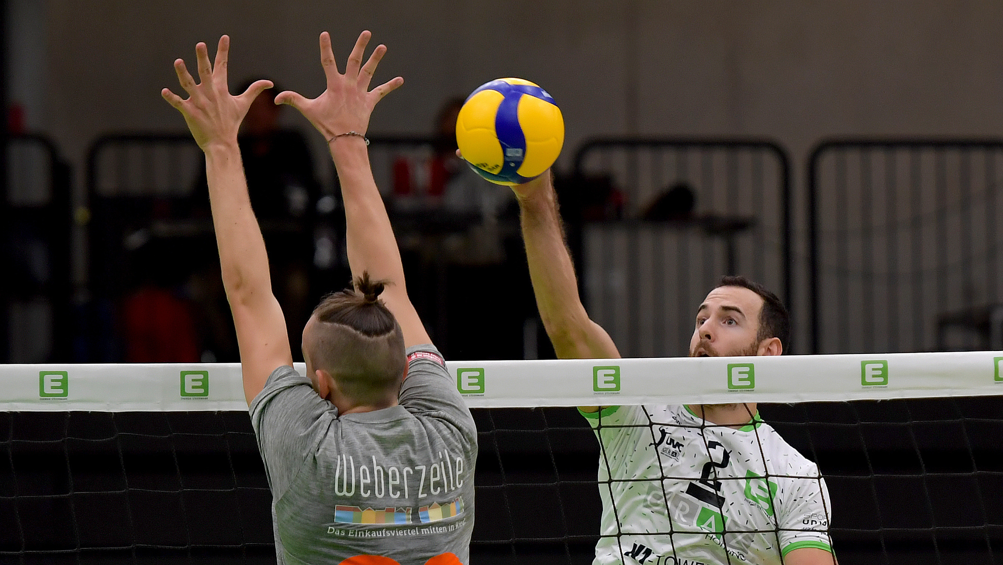 UVC Graz vs. UVC Ried 2019 - FOTO © GEPA pictures/Michael Riedler