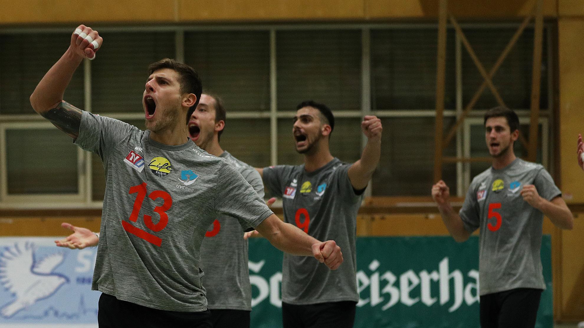 UVC Weberzeile Ried/Innkreis 2019 - FOTO © GEPA pictures/Christian Ort