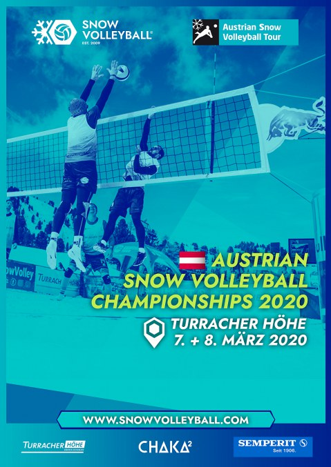 Austrian Snow Volleyball Championship 2020