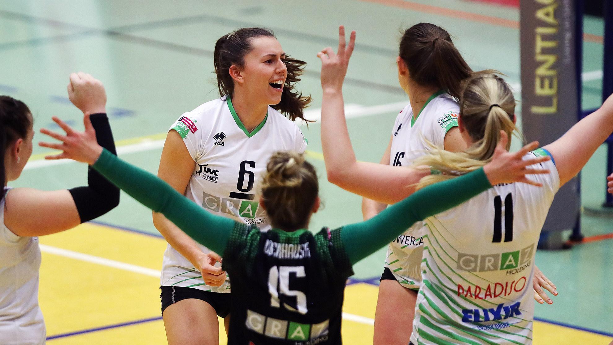 UVC Holding Graz 2020 - FOTO © GEPA pictures/Matthias Hauer