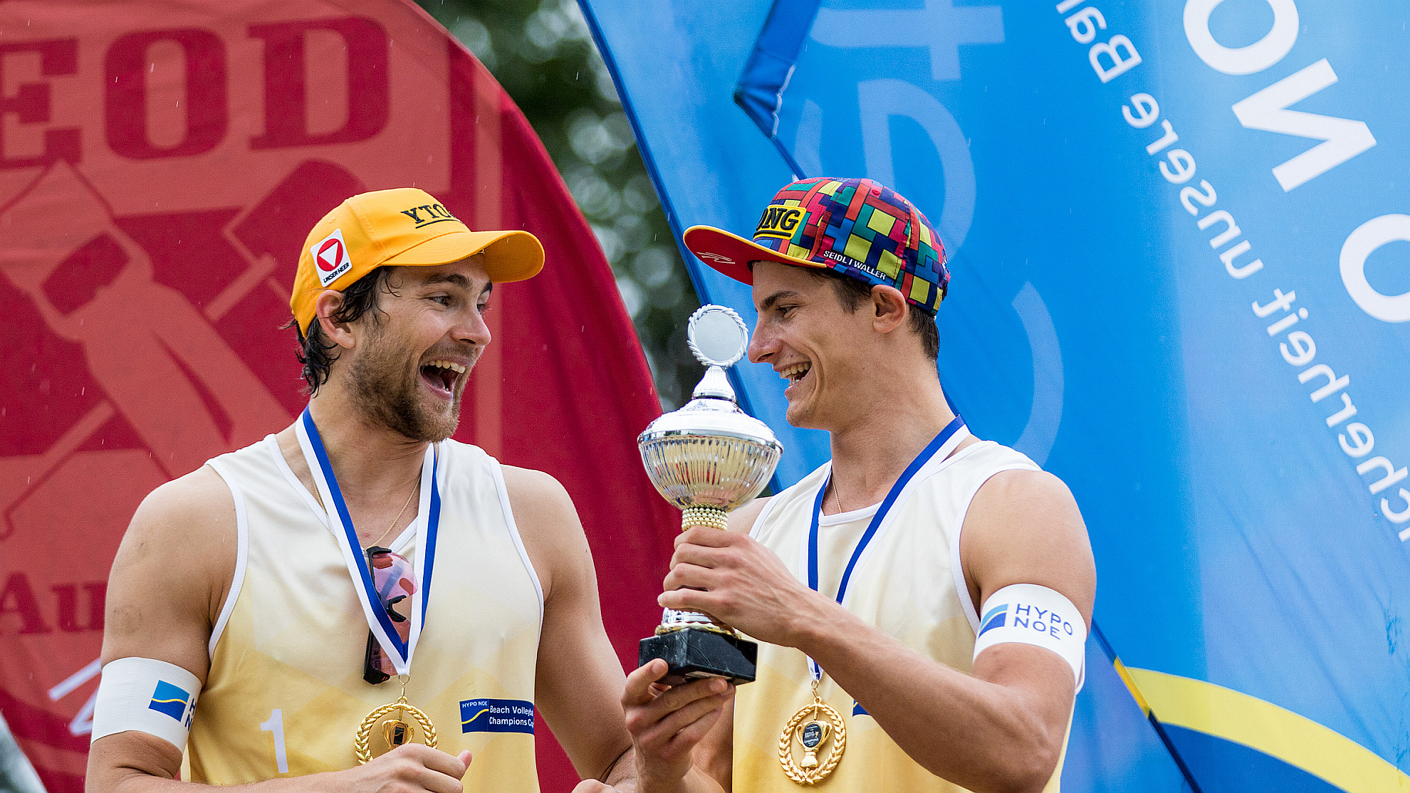 FOTO © HYPO NOE Champions Cup/Gert Nepel