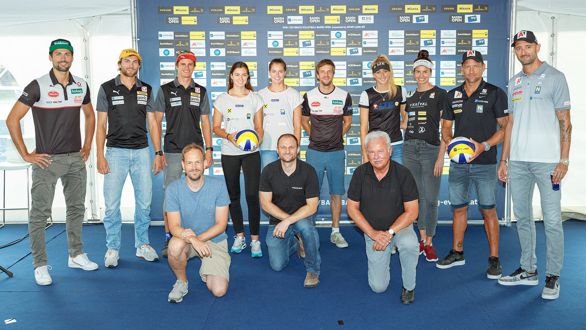 FOTO © Beachvolleyball Baden 2020/Vision05