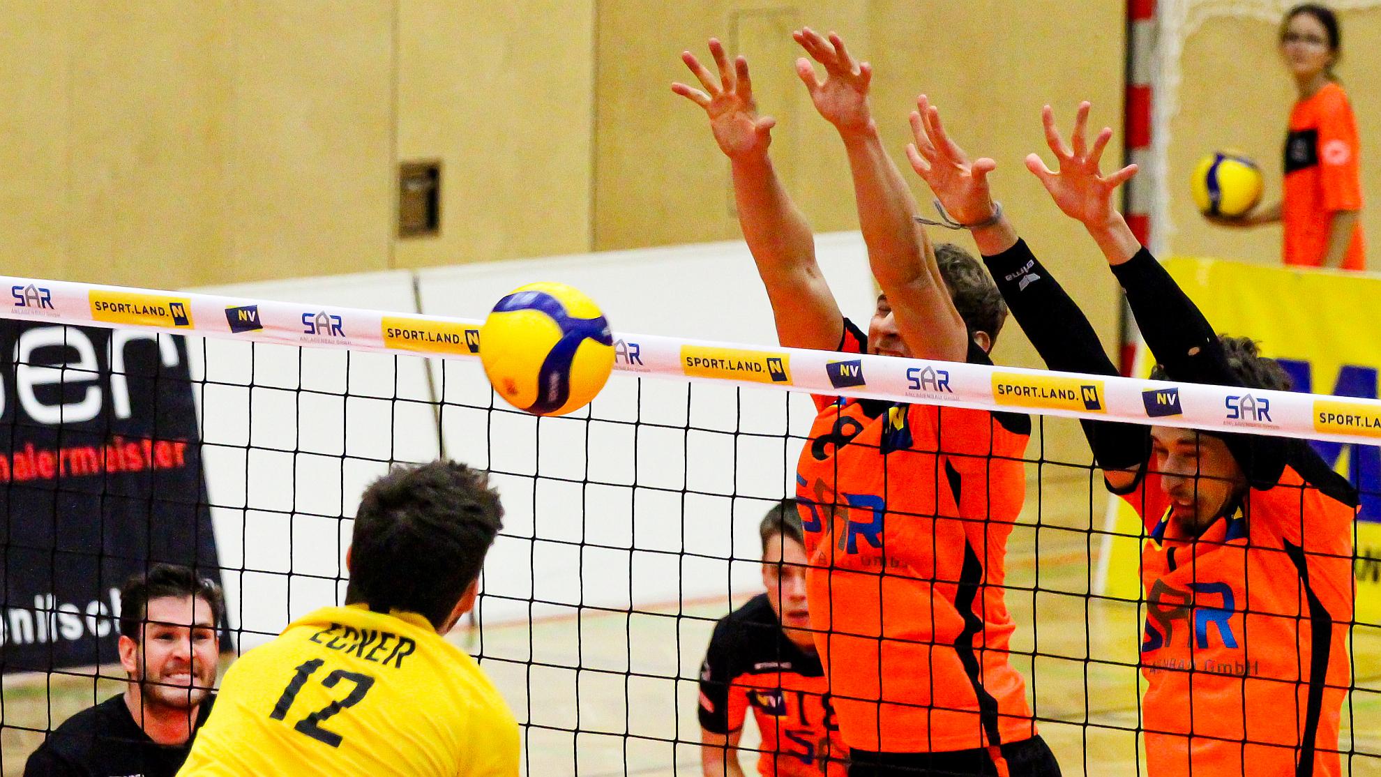 FOTO © Peter Maurer/VCA Amstetten NÖ