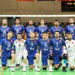 VOLLEYBALL – CEV Cup, Graz vs Ankara