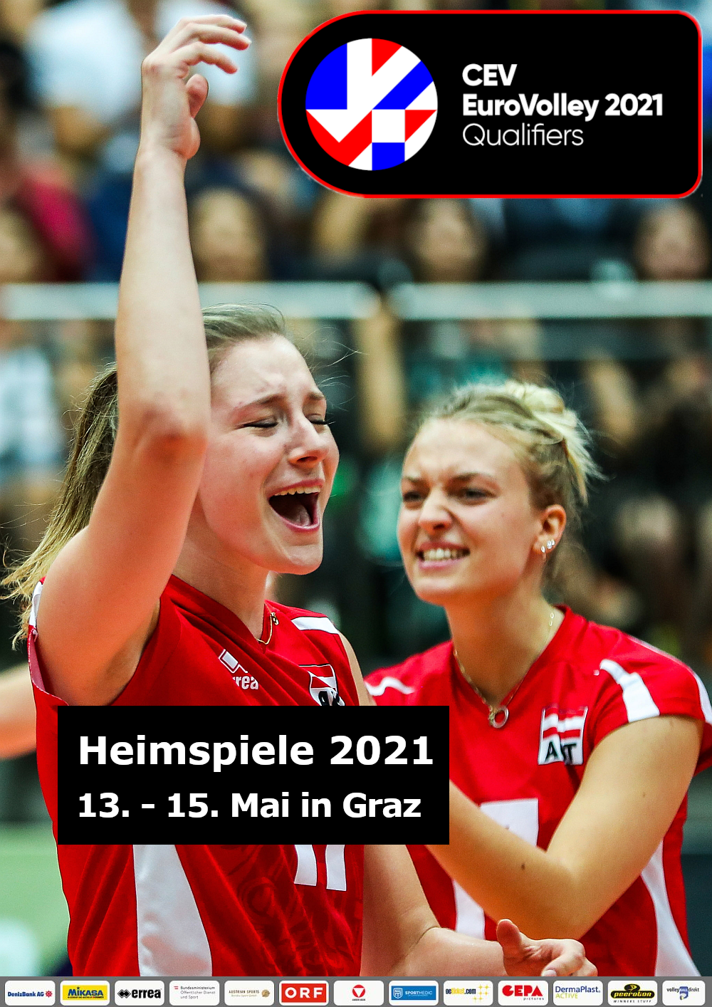 CEV EuroVolley 2021, Women Qualifiers