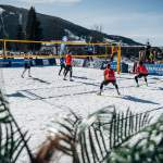 CEV Snow Volleyball European Tour 2021 - FOTO © Max Mauthner