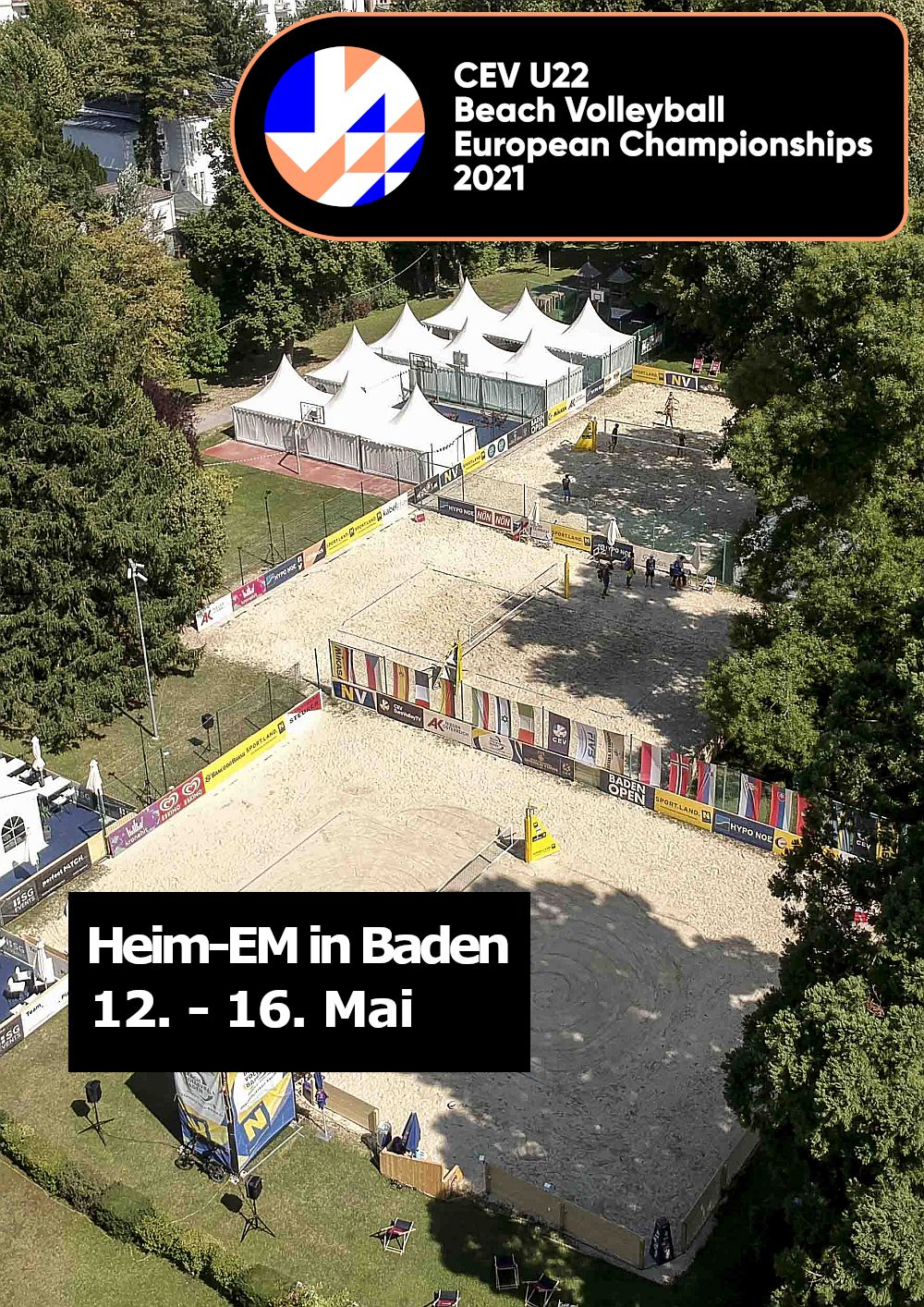 CEV U22 Beach Volleyball European Championships 2021