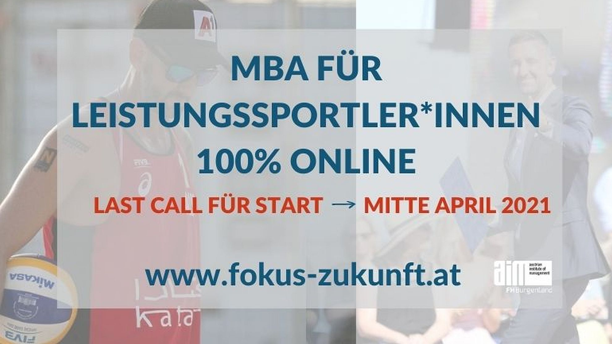 Sujet MBA Business Administration & Sport