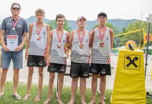 Bundes Jugend Bewerb Beach Volleyball 2021