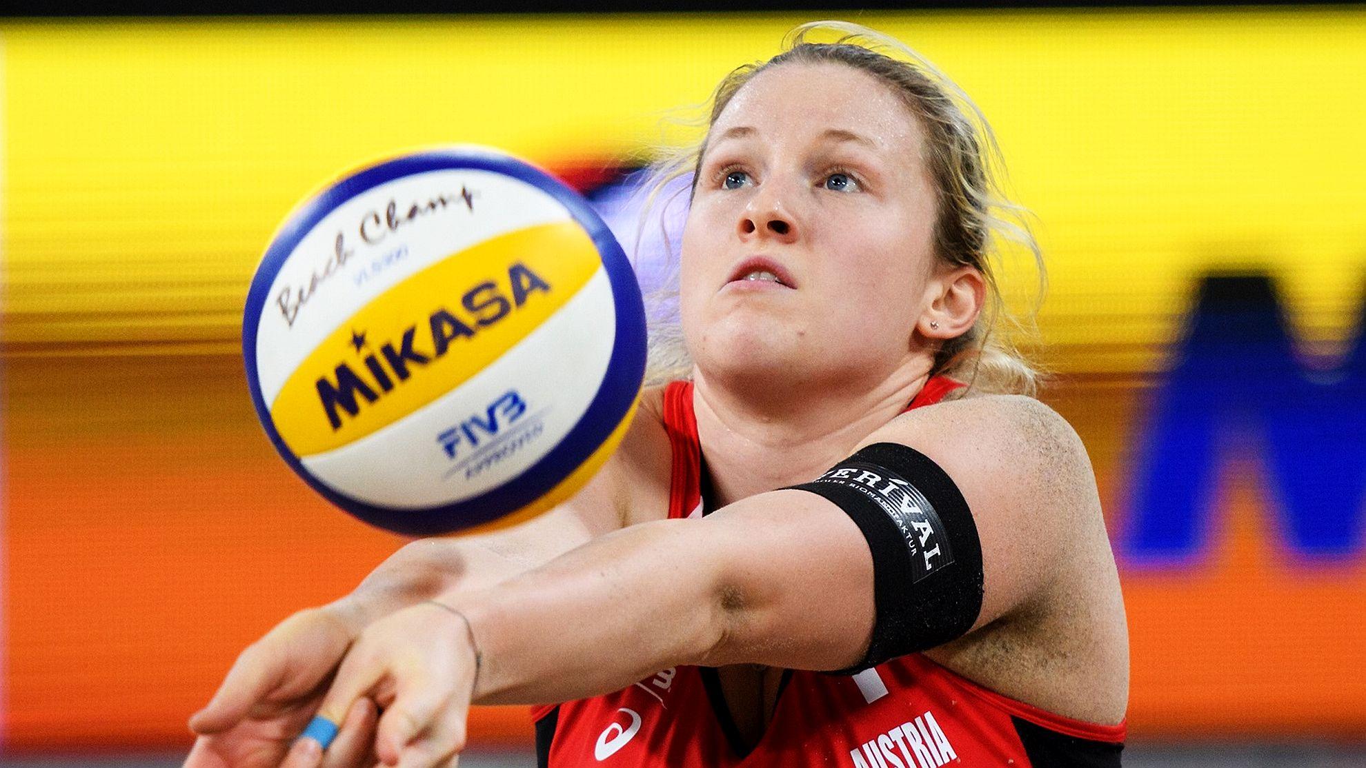 Katharina Schützenhöfer - FOTO © FIVB