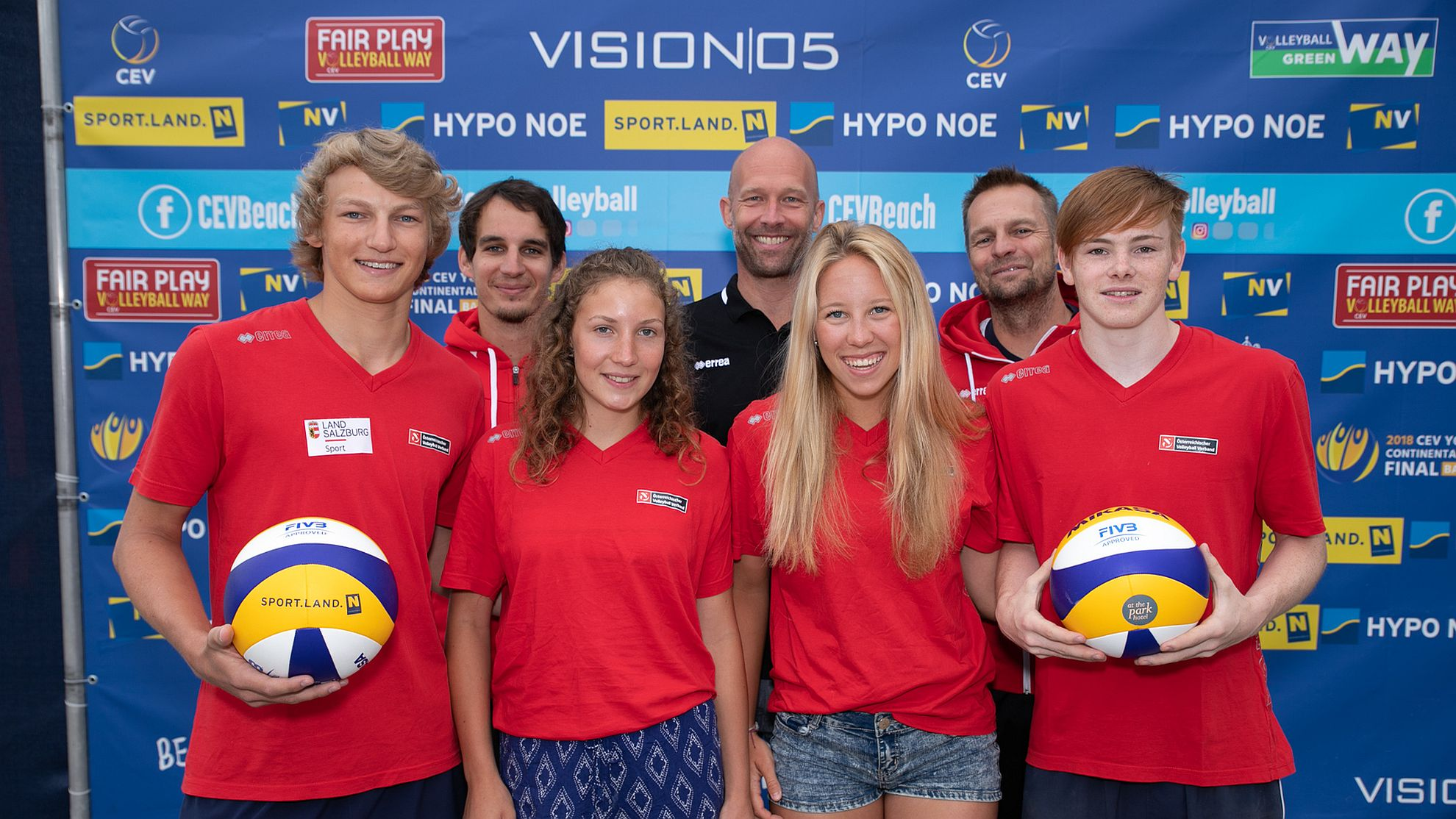 CEV Youth Cup Final - FOTO © ALEX FELTEN