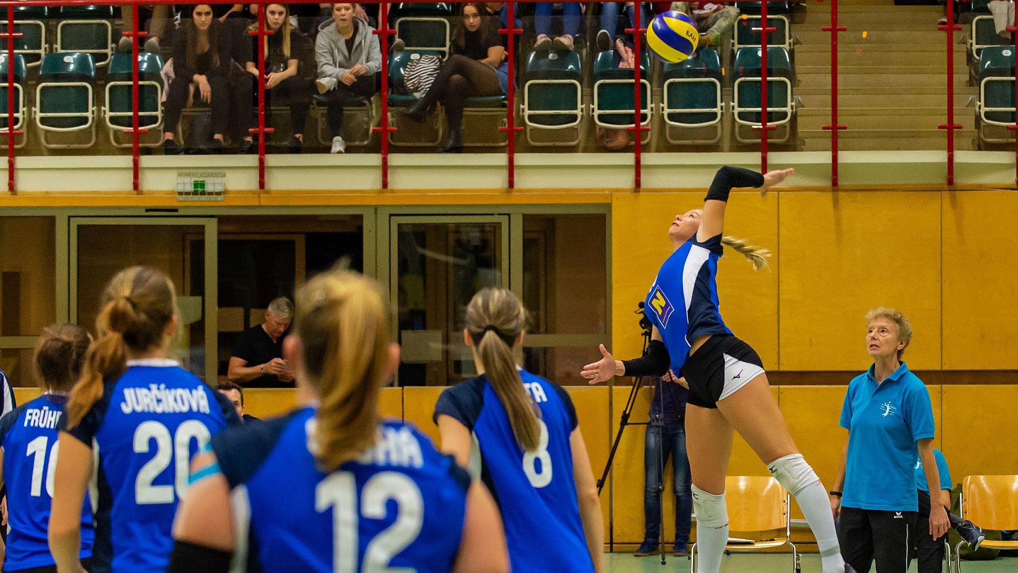 SG VB NÖ Sokol/Post 2018 - FOTO © dapetykaan/Peter Eichstädt
