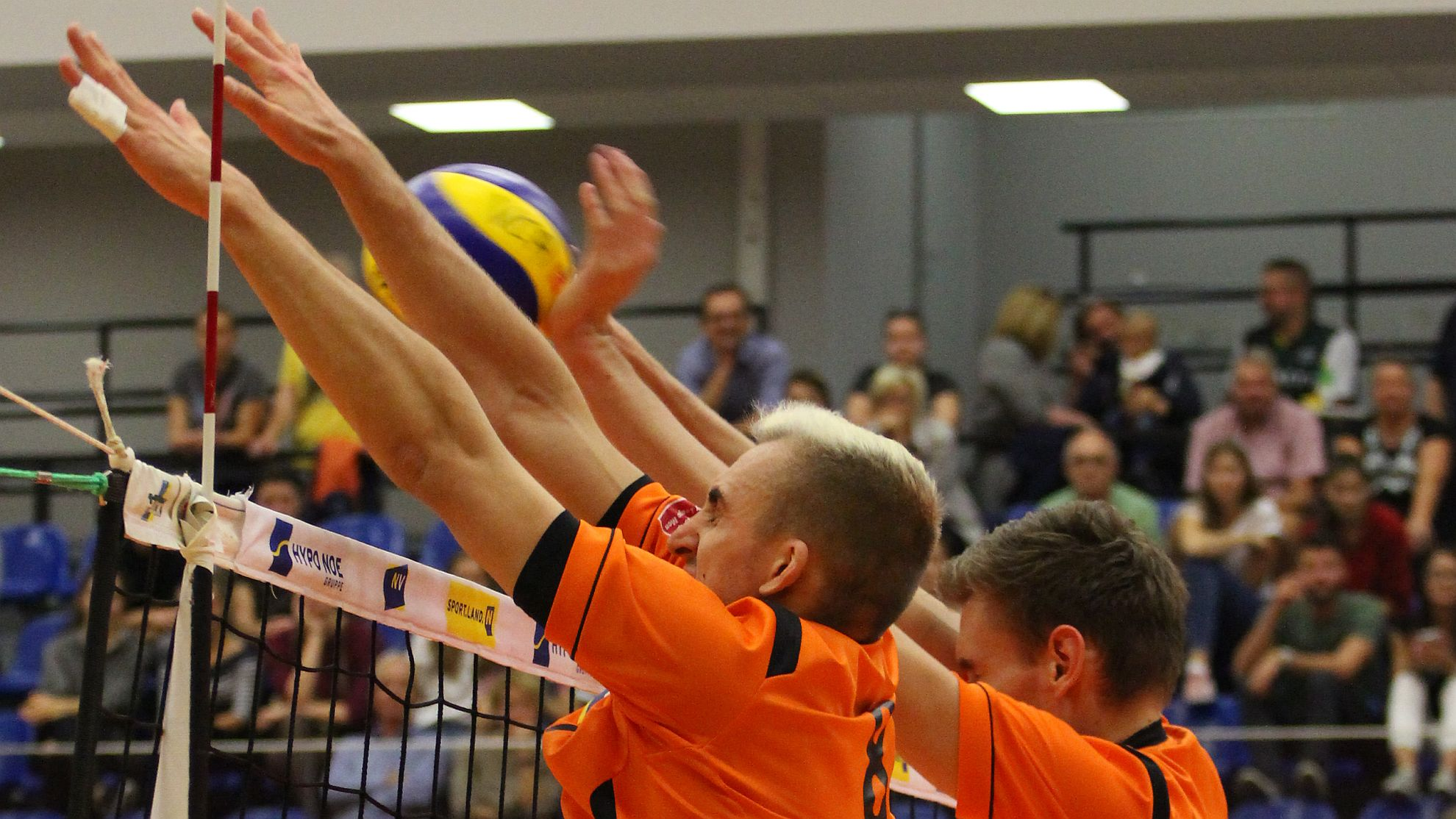 SG VCA Amstetten NÖ - FOTO © Peter Maurer
