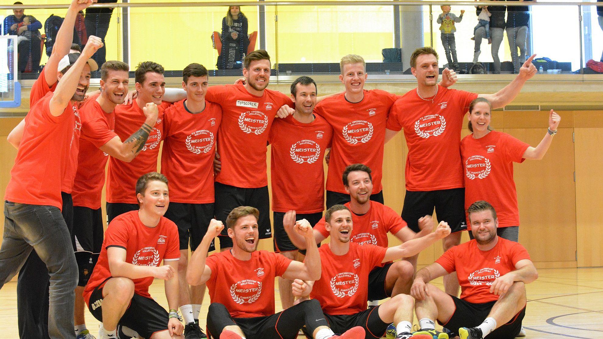 © TV Oberndorf Volleyball