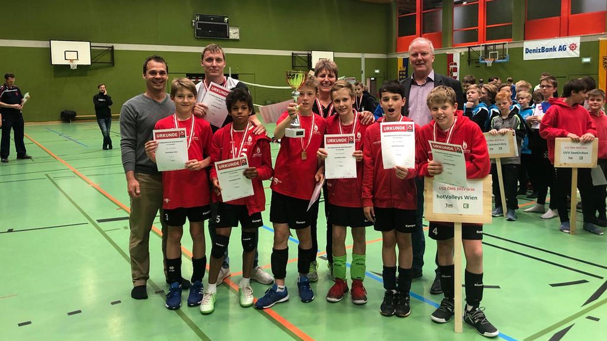MU12-Meisterschaft 2019