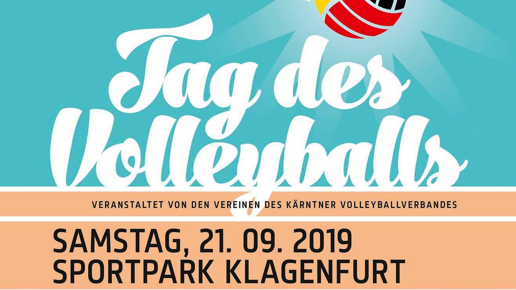 1. Tag des Volleyballs