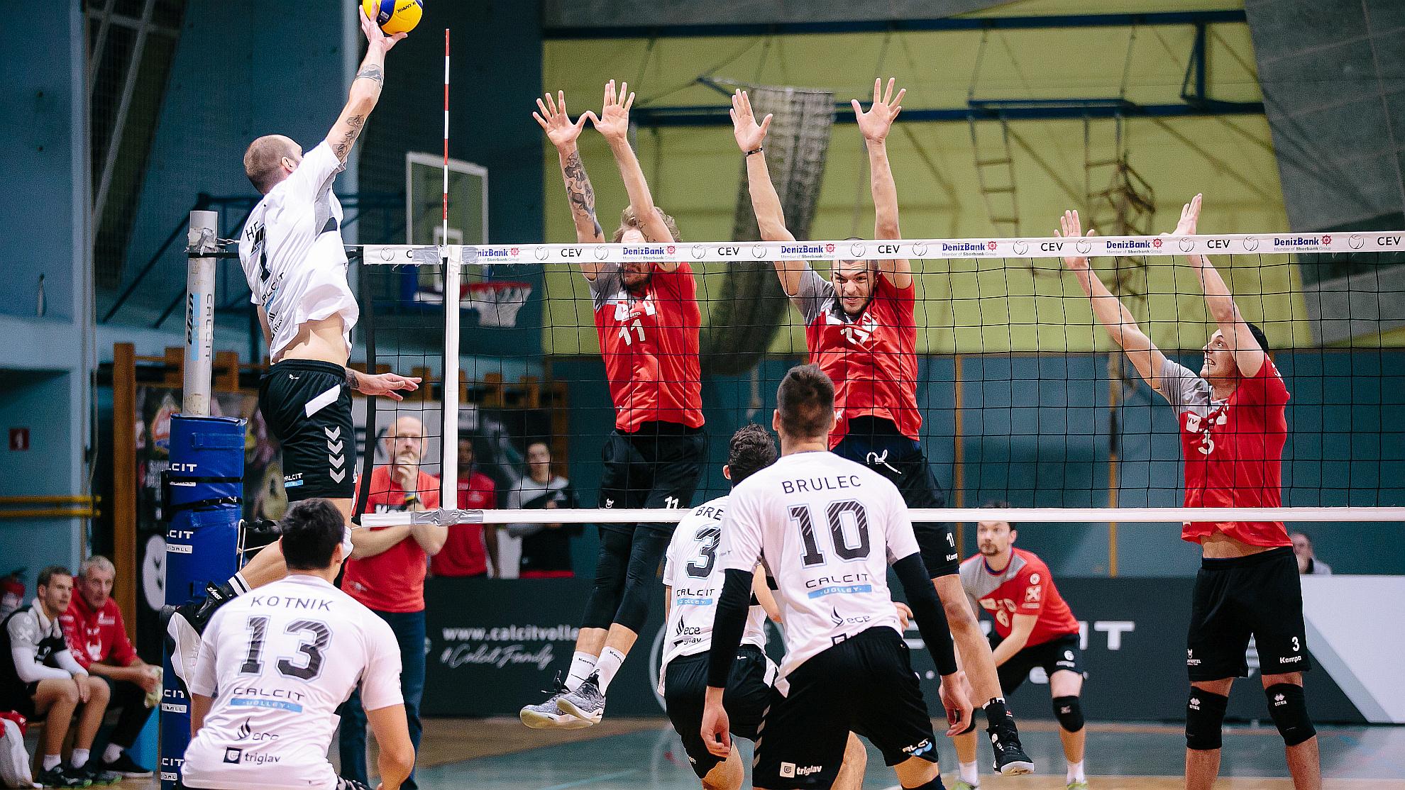 FOTO © Calcit Volley KAMNIK