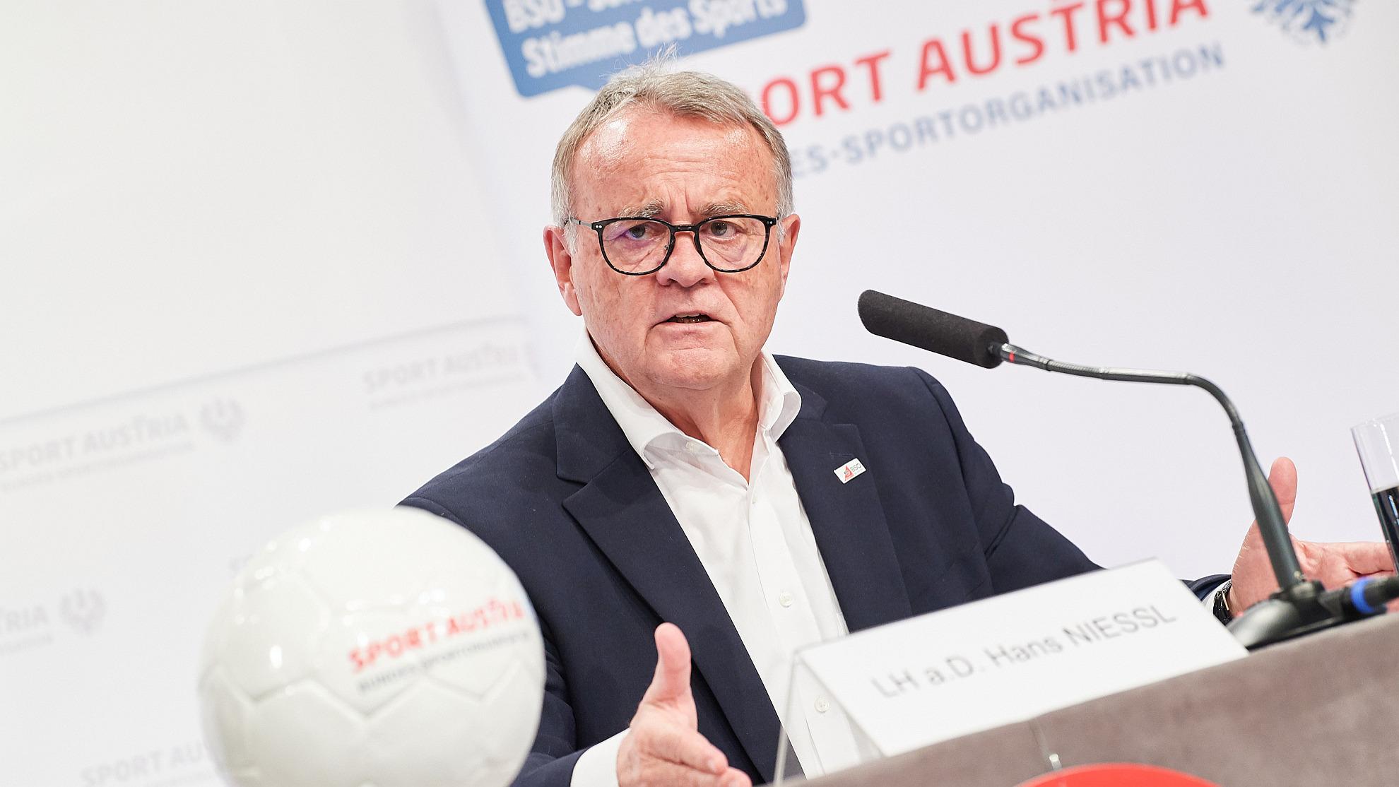 BSO-Präsident Hans Niessl - FOTO © BSO/Leo Hagen