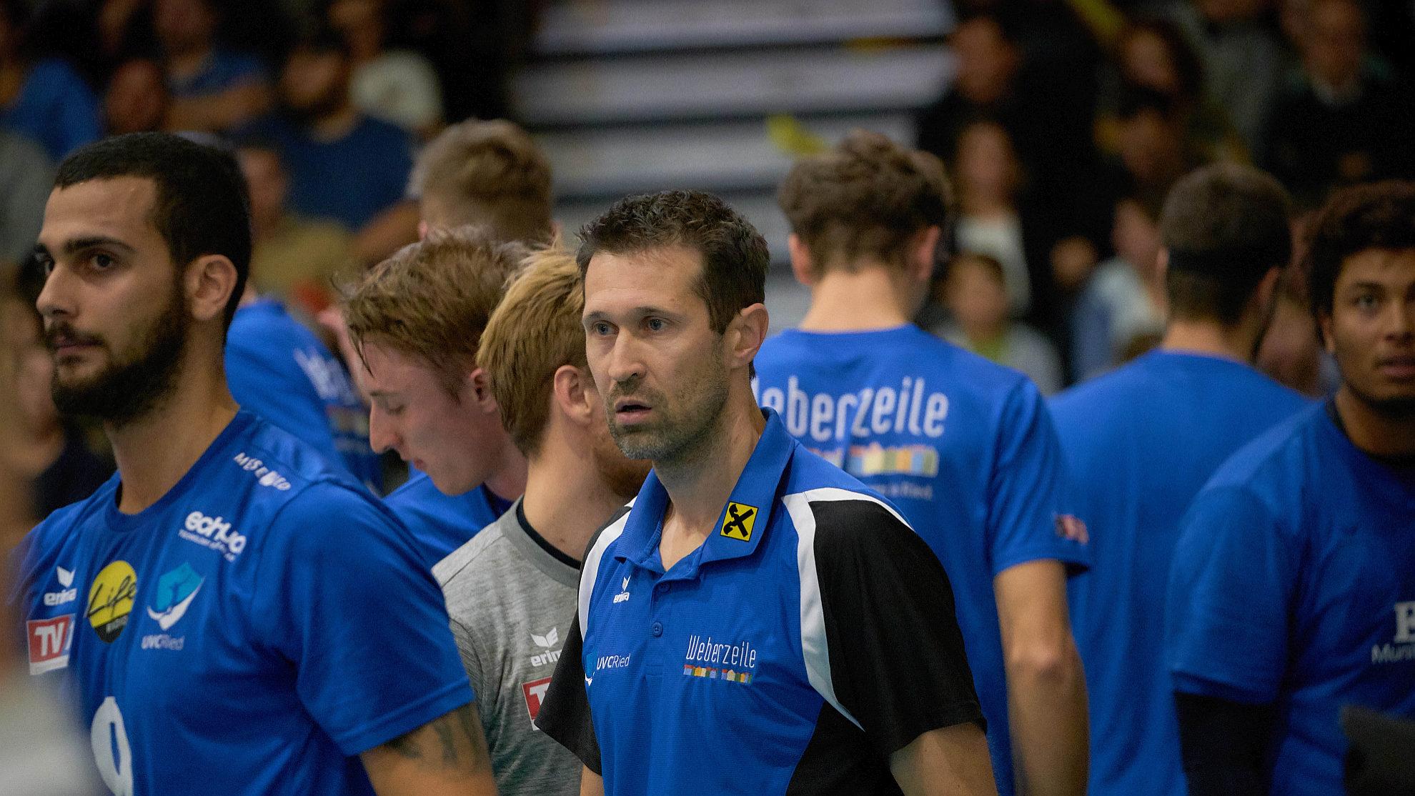 FOTO © UVC Weberzeile Ried