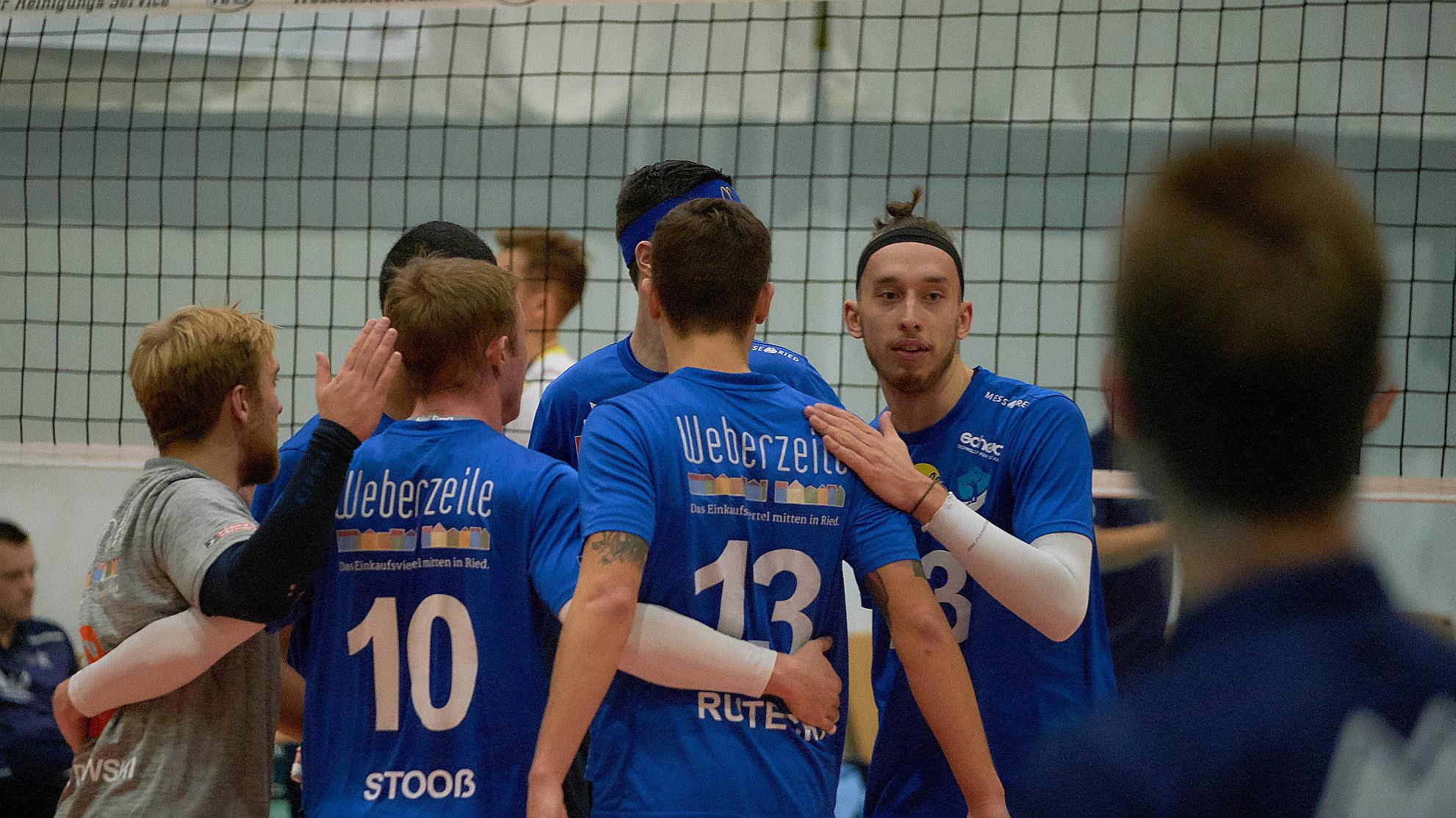 UVC Weberzeile Ried/Innkreis 2020 - FOTO © Herbert Lindner