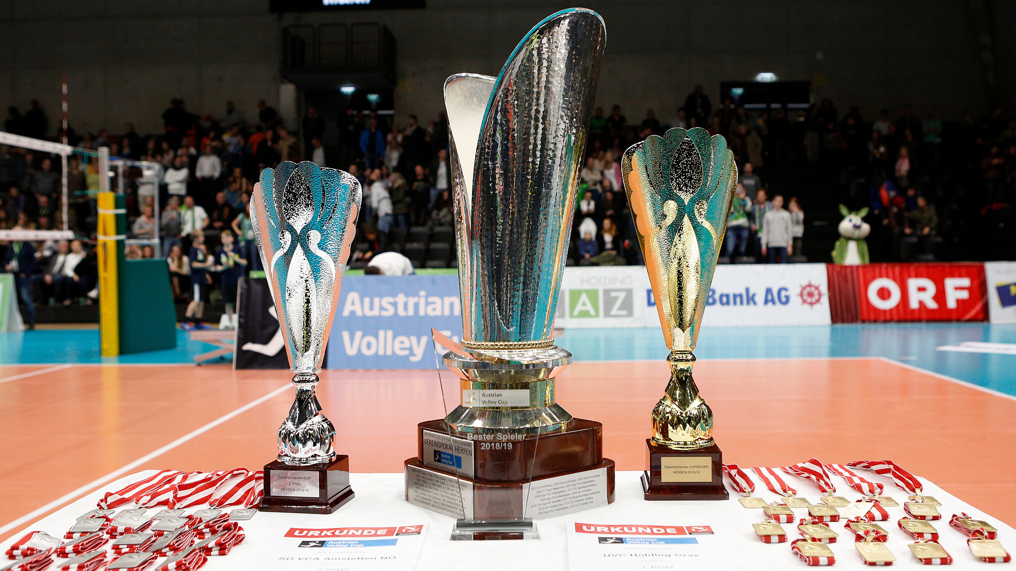 Austrian Volley Cup - FOTO © GEPA pictures/David Rodriguez Anchuelo