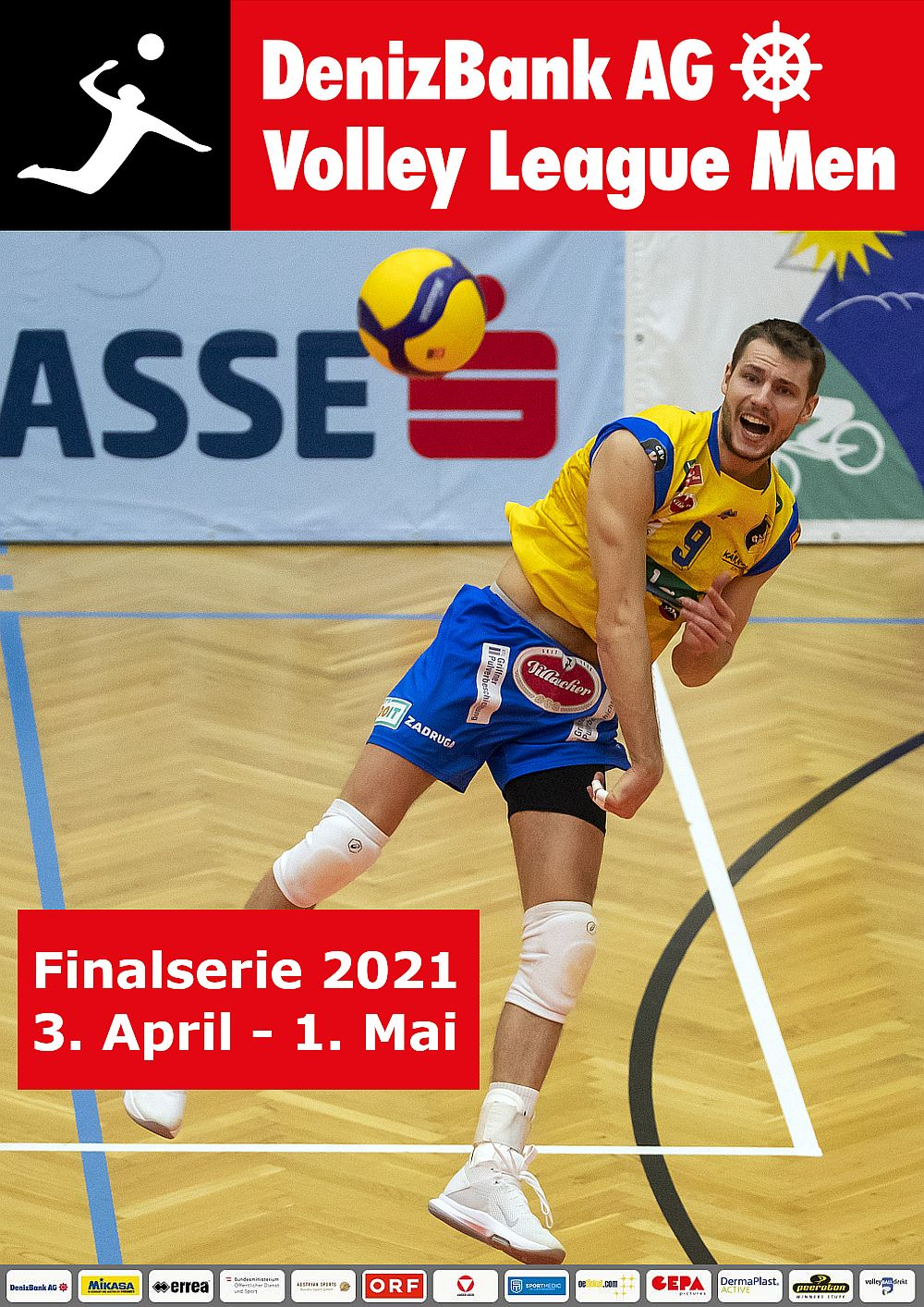 DenizBank AG VL Men-Finalserie