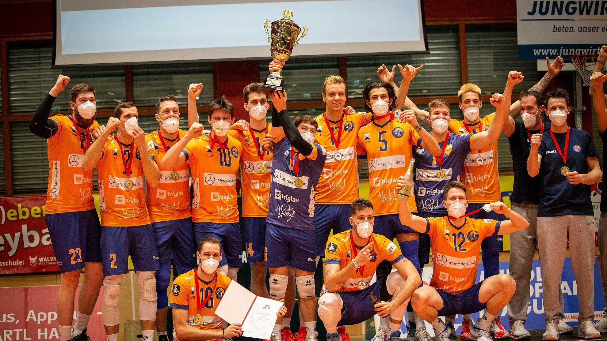 FOTO © Union Volleyball Raiffeisen Waldviertel