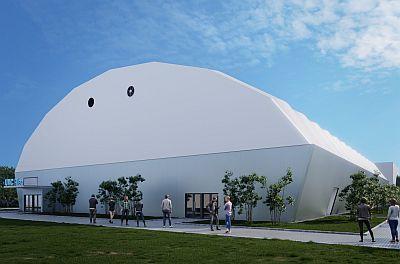 Visualisierung © Architekturbüro Bauböck