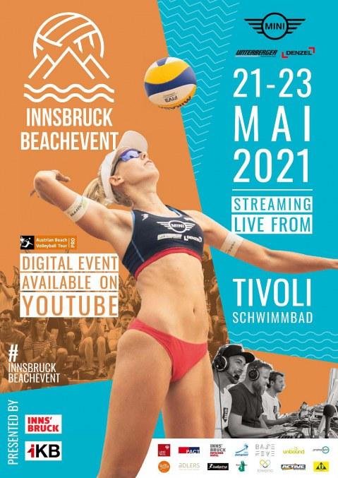 Austrian Beach Volleyball Tour PRO 120 Innsbruck